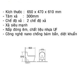 Bệt két liền NEU-B13
